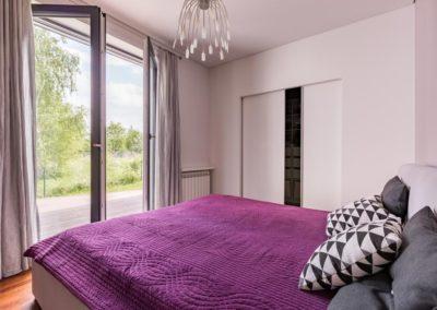 Ristrutturazione camera da letto villa